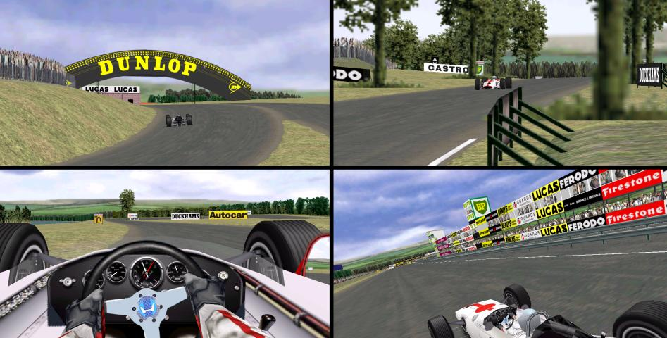 Oulton Park Screenshots